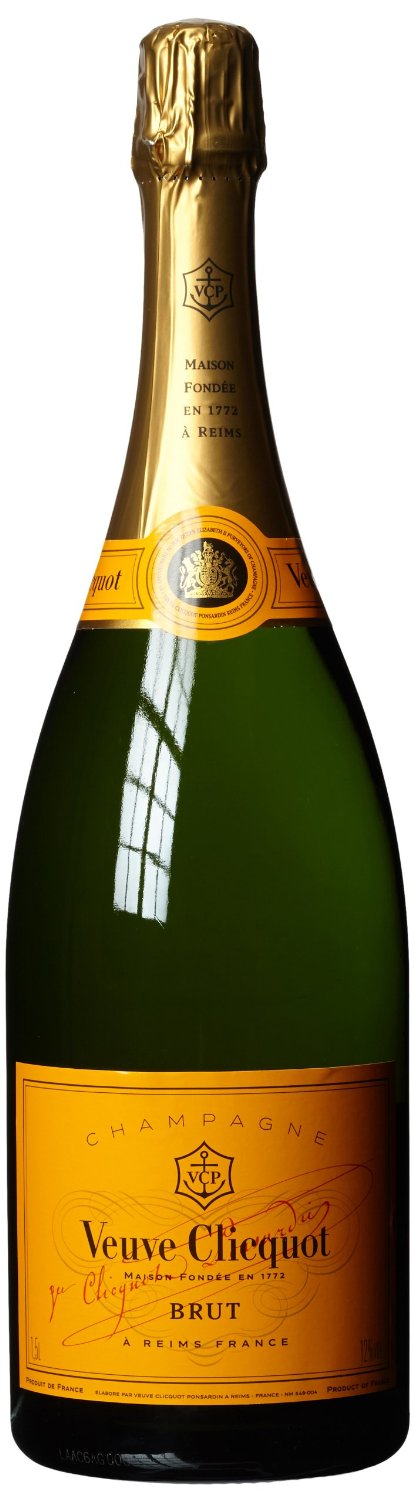 Veuve Clicquot Yellow Label Magnum